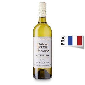 Château Tour Léognan, Pessac-Léognan, French, White Wine