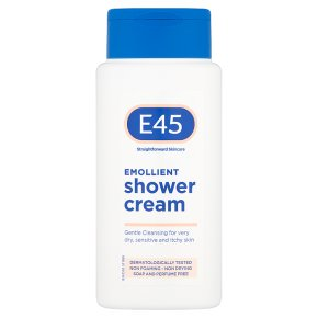 E45 shower cream