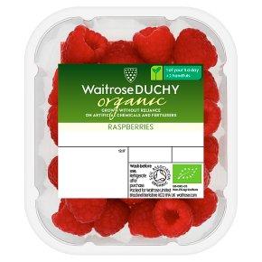 Waitrose DUCHY Raspberries