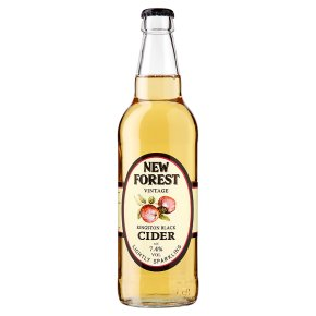 New Forest Kingston black cider
