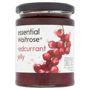 essential Waitrose redcurrant jelly