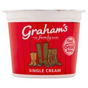 Graham's fresh Scottish single cream