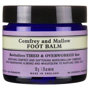 Neal's Yard comfrey & mallow foot balm