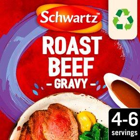 Schwartz classic roast beef gravy mix