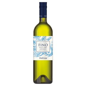 Waitrose Fino, Sherry