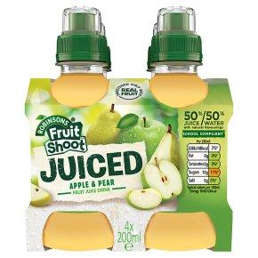 Robinsons Fruit Shoot Juiced Apple & Pear