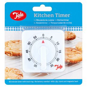 Tala 60 Minute Mechanical Timer
