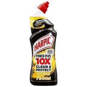 Harpic Power Plus Citrus Fresh Toilet Cleaner