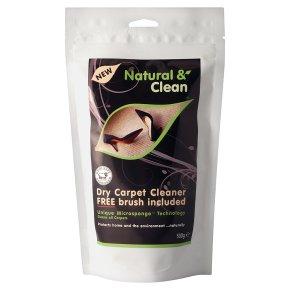 Natural Amp Clean Carpet Cleaner Dry Waitrose