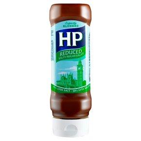 HP reduced salt & sugar sauce