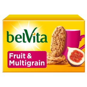 BelVita Breakfast Biscuits Fruit & Multigrain