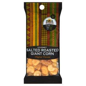 Inka Snacks salted & roasted orginal corn