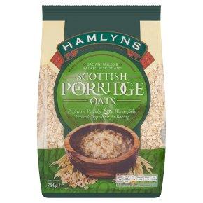 Hamlyns Scottish porridge oats