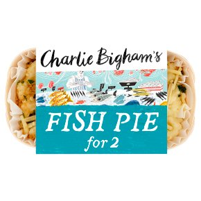 Charlie Bigham's fish pie