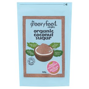 The Groovy Food Company Coconut Sugar
