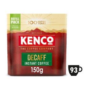 Kenco eco refill decaffeinated coffee