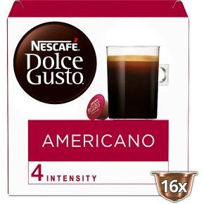 Nescafé Dolce Gusto Americano coffee pods