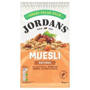Jordans Muesli Natural