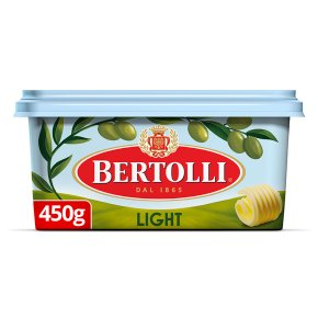 Bertolli light spread