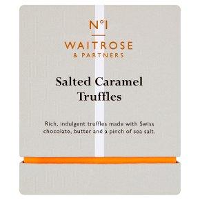 No.1 Salted Caramel Truffles