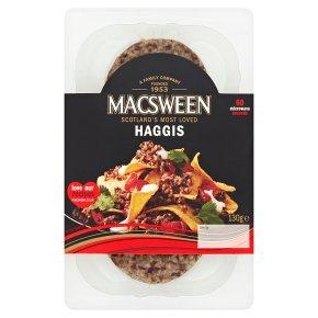 Macsween Haggis Microwave in 1 minute