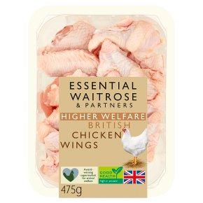 Essential British Chicken Wings