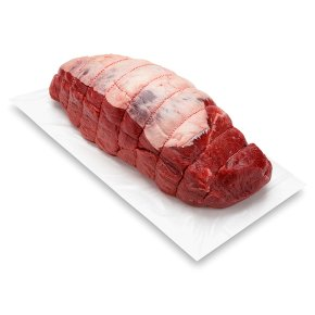 Waitrose Welsh beef topside roast