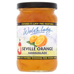 Welsh Lady Seville orange marmalade