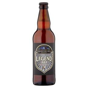 Dartmoor Brewery Legend Ale