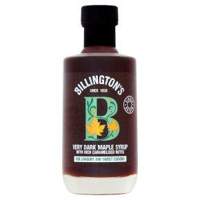 Billington's Maple Syrup Very Dark