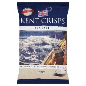 Kent crisps sea salt