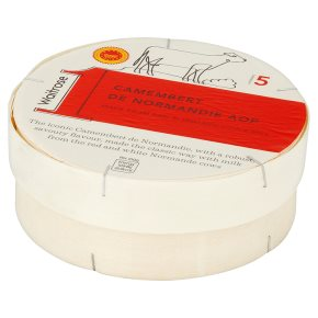 Waitrose 1 Camembert De Normandie