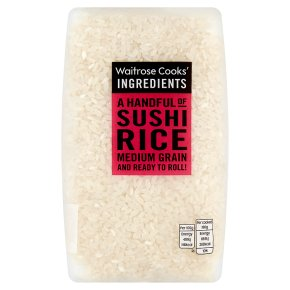 Waitrose Cooks' Ingredients sushi rice