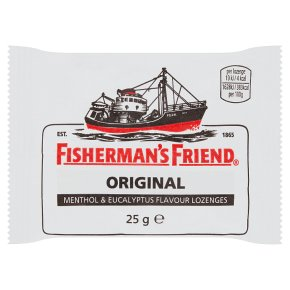 Fisherman's Friend Original Lozenges