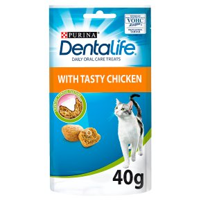 Dentalife Cat Treats Chicken