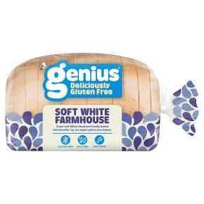 Genius Gluten Free White Sliced Bread