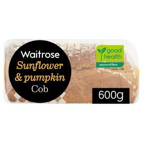 Waitrose Sunflower & Pumpkin Cob