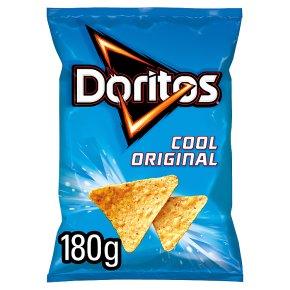Doritos cool original sharing tortilla crisps