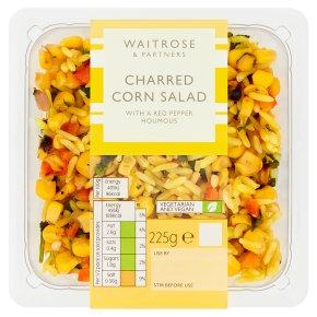 Waitrose Charred Corn Salad