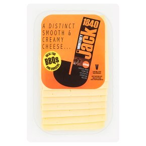 Monterey Jack 1840 Cheese Slices