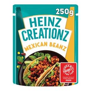 Heinz Creationz Mexican Beanz