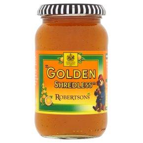 Robertson's golden shredless