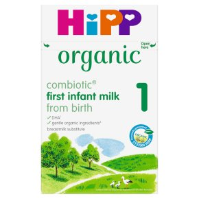 Hipp Organic first infant milk (from birth onwards)