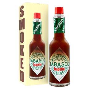 Tabasco smoked red jalapenos sauce