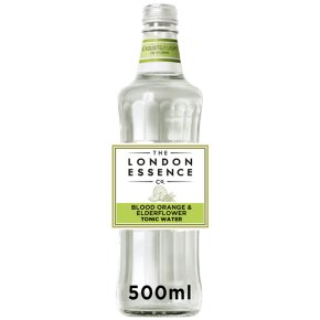 London Essence Co. Orange & Elderflower Tonic Water