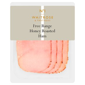 No.1 Free Range Blossom Honey Roast Ham
