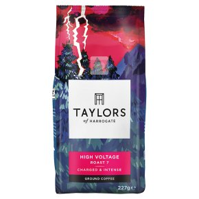 Taylors High Voltage Ground Coffee