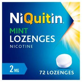 NiQuitin Mint 2mg Lozenges