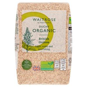 Waitrose Duchy British Quinoa