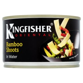 Kingfisher Oriental canned bamboo shoots in water